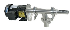 Sentry Model B1auger sampler for non-free-flowing bulk solids