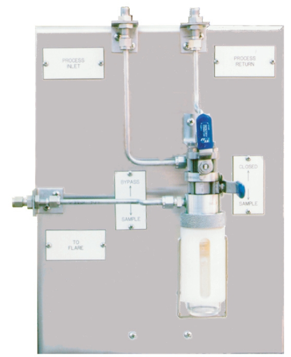 ISOLOK® SAL-Q Isolatable Sampler